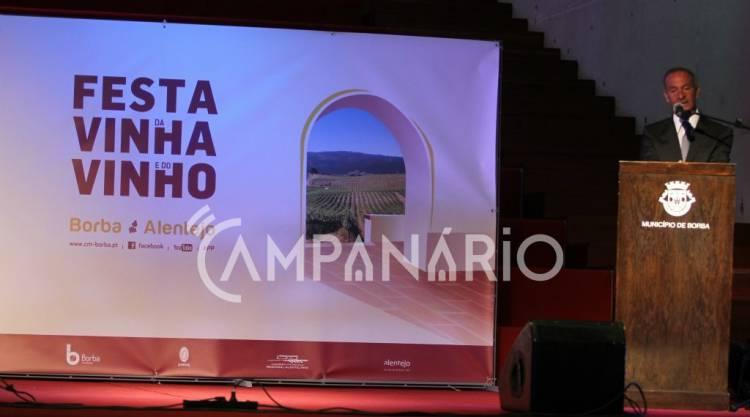 Campanário TV: A abertura da 26ª Festa da Vinha e do Vinho de Borba (c/video)