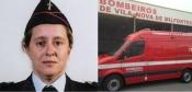 Morte de Bombeira de 37 anos deixa Bombeiros de Vila Nova de Milfontes de luto