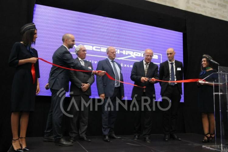 Évora: Mecachrome Aeronáutica inaugurou fábrica de 30 milhões de euros (c/som e fotos)