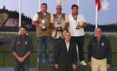 Estremoz: Clube de Caçadores de Estremoz e atirador José Marcelino Tavares são campeões nacionais!