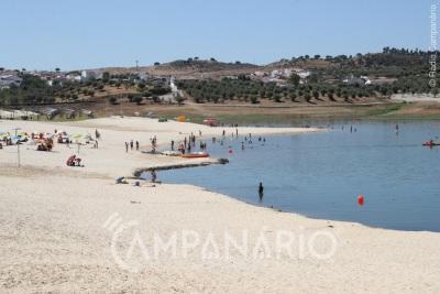 Portel: Praia de Amieira distinguida como a Praia Fluvial Revelação de 2020