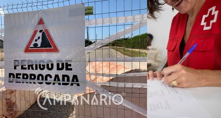 Cruz Vermelha faz diagnóstico da saúde mental das populações de Borba e Vila Viçosa, 6 meses após a derrocada da estrada M255