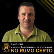 """""""No rumo certo"""" - Daniel Pina é recandidato à presidência da Associação de Futebol de Portalegre"""