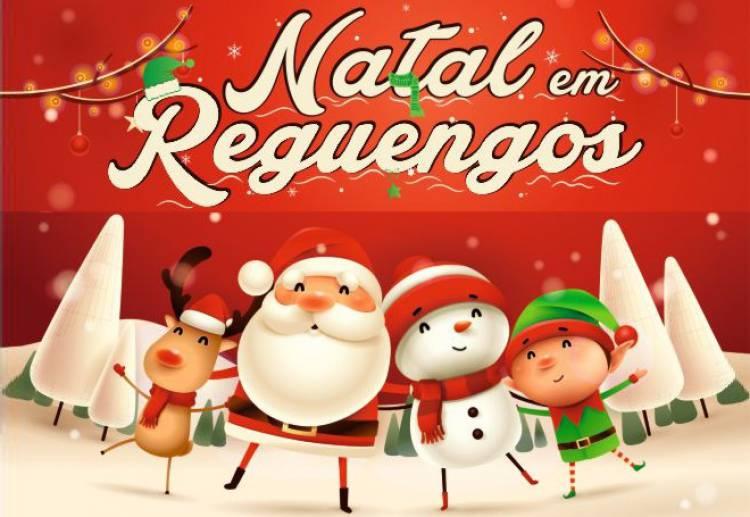 Pai Natal chega a Reguengos de Monsaraz este fim de semana (c/programa)