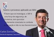 Comentário Semanal do eurodeputado, Carlos Zorrinho, aos microfones da Rádio Campanário (c/som)
