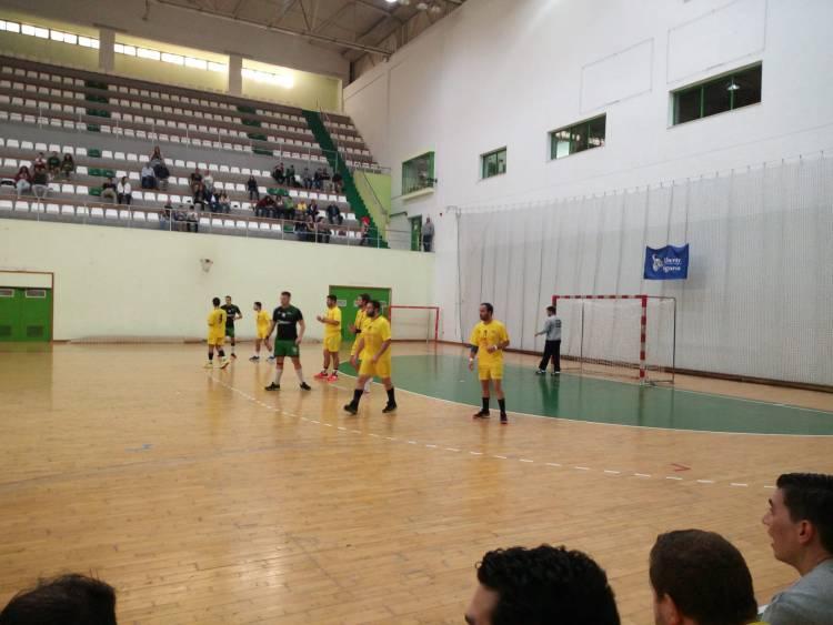 Évora Andebol Clube entra a ganhar no campeonato nacional da 3ª divisão
