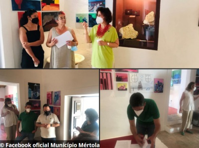 Mértola: Município promove cultura e as artes