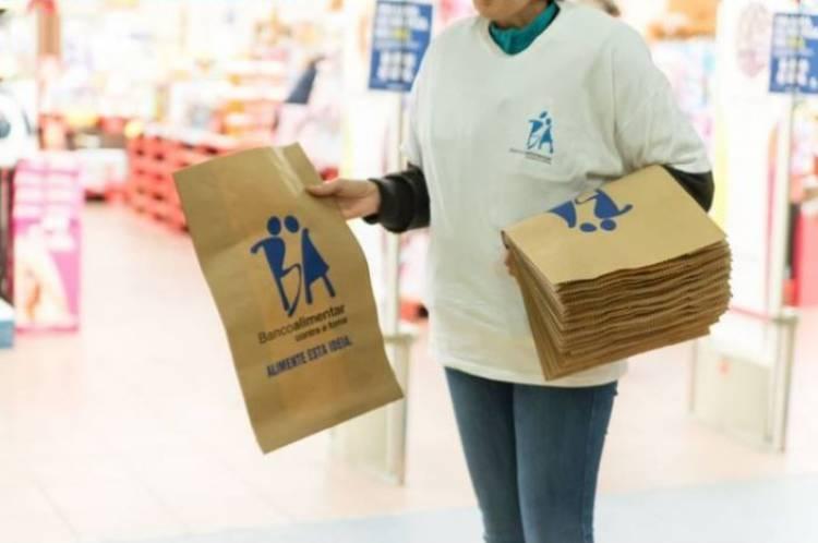 Banco Alimentar contra a Fome faz recolha de alimentos no próximo fim de semana