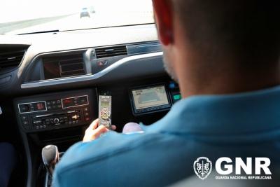 """Operação """"Viajar sem pressa"""": Mais de 20 mil condutores multados por excesso de velocidade"""