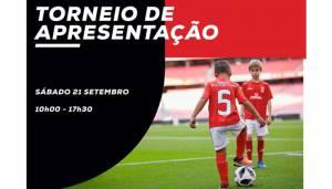 Alandroal recebe Torneio de apresentação da Escola de Futebol Benfica Alandroal/Centro Cultura Desporto Terena