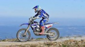 O Piloto António Maio lidera a Baja TT Montes Alentejanos nas motos, no final do 1º dia da Competição