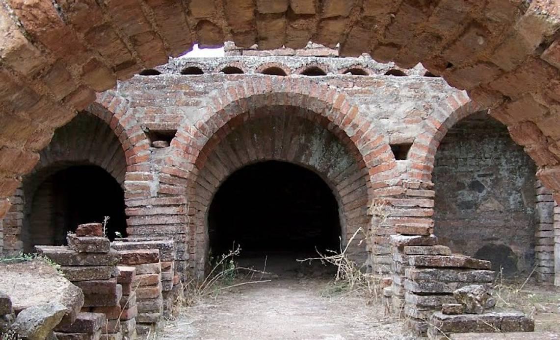 Villa Romana de Pisões com protocolo de recuperação
