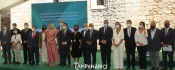 Fotoreportagem da assinatura do contrato de financiamento da Barragem do Pisão no Crato