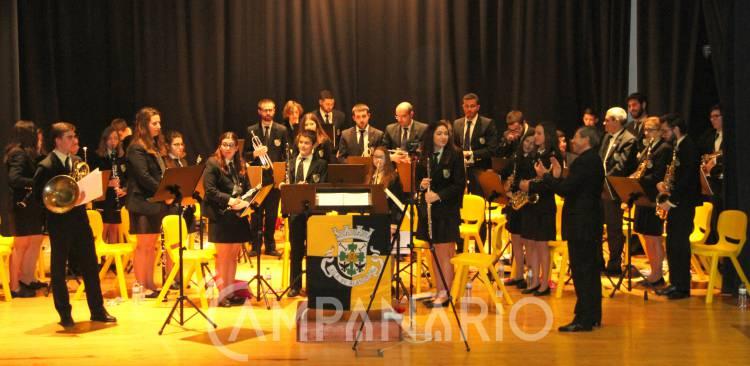 Estreia nacional no Concerto de Natal da Banda de Alandroal