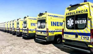 Ministério das Finanças aprova aquisição de 75 novas ambulâncias. 7 serão para corporações alentejanas
