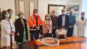 """José Calixto diz """"ventiladores oferecidos pela Cimac ao Hospital de Évora estão a funcionar nas enfermarias de covid 19"""""""