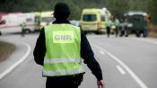 GNR registou 2 acidentes, 2 crimes e 1 acidente de trabalho no distrito de Évora, durante esta quinta feira (c/som)