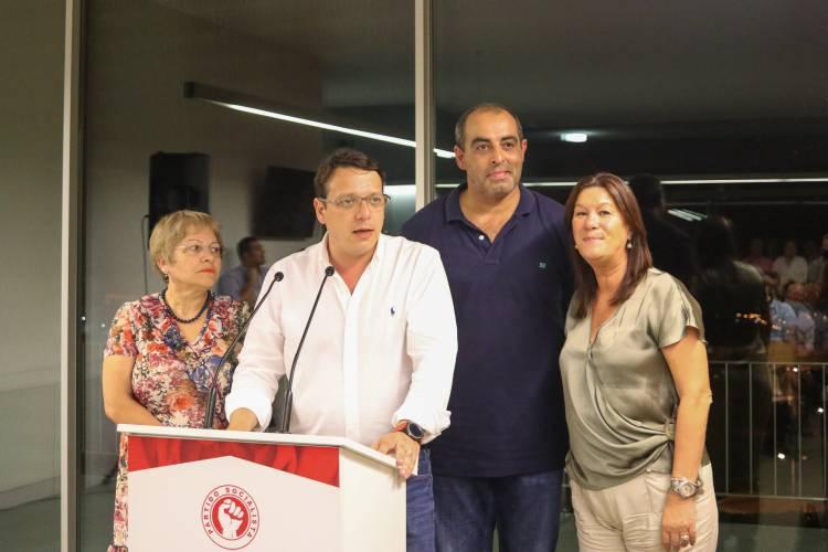 PS Portalegre: A Comissão Política Distrital  aprovou por unanimidade a lista de candidatos às Legislativas