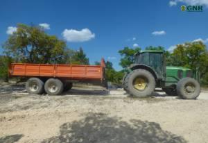 GNR recupera veículos agrícolas furtados no Alto Alentejo