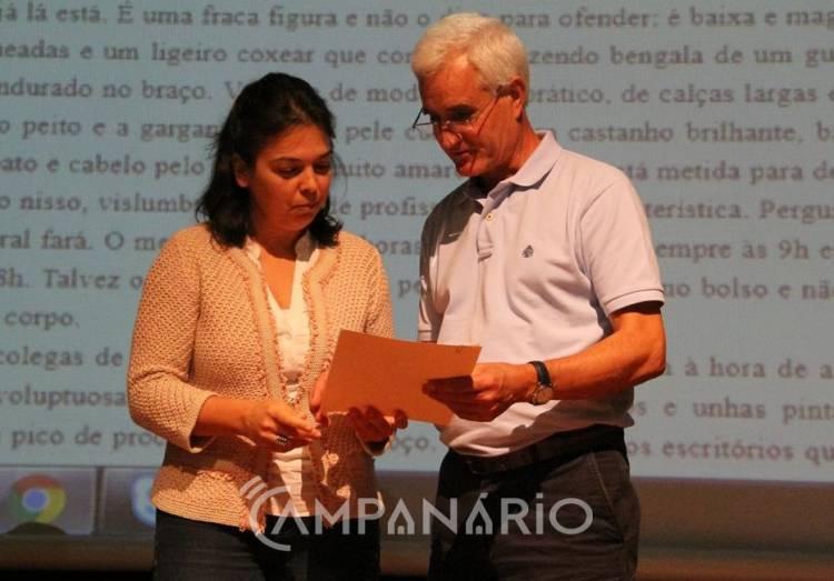 Câmara de Redondo entregou prémio Hernâni Cidade, Ana Neves é a vencedora (c/som e foto)