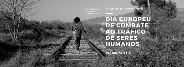Município de Avis associa-se ao Dia Europeu de Combate ao Tráfico de Seres Humanos