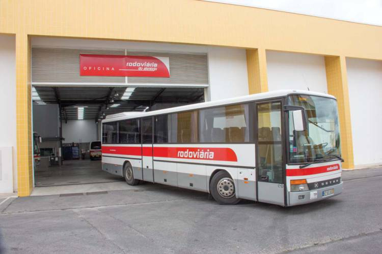 Rodoviária do Alentejo assegura transportes públicos até domingo.