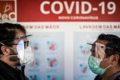 Conheça a origem dos casos importados de COVID-19 em Portugal