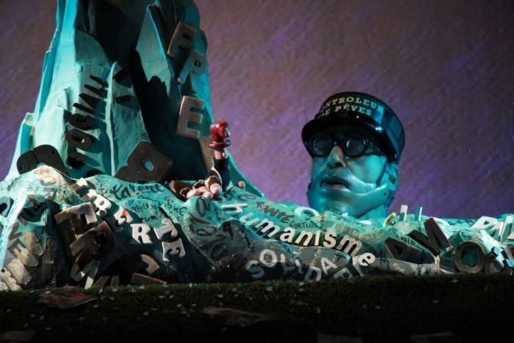 Encontro de Marionetas tradicionais na Feira da Luz, em Montemor-o-Novo