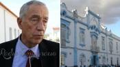 """Presidente da República diz que a Justiça """"tem muita matéria para apreciar"""" sobre o Lar de Reguengos de Monsaraz"""