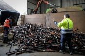 Desde 2014, PSP já destruiu cerca de 200 mil armas