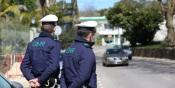 39 infrações rodoviárias e duas detenções foram algumas das ocorrências registadas pelo Comando Territorial de Évora da GNR no dia 8 de julho (c/som)
