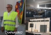 """""""EB 2,3 de Sta Luzia, uma escola nova para 620 alunos à espera de ser inaugurada"""", disse autarca de Elvas (C/ Som e Fotos)"""