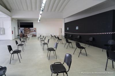 Covid 19: Autarquia de Montemor-o-Novo disponibiliza espaço para Centro de Vacinação