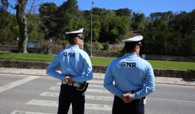 Portalegre: GNR registou de 3 a 9 de maio, 4 detidos e 17 acidentes de viação