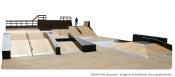 Portalegre vai ter um Skate Park no Jardim da Corredoura