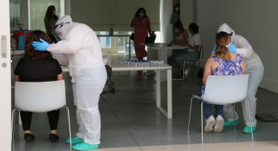COVID-19: Município de Estremoz realiza testes a funcionários do ensino pré-escolar