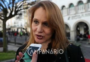 """""""Estamos a trabalhar no sentido de dar um destino a Vila Fernando"""", diz Secretária de Estado da Justiça (c/som)"""