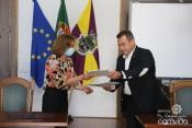 Município de Reguengos de Monsaraz assina Acordo de Colaboração com IHRU (c/fotos)