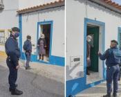 GNR de Évora colabora com autoridade de saúde pública no contacto de idosos para vacinação