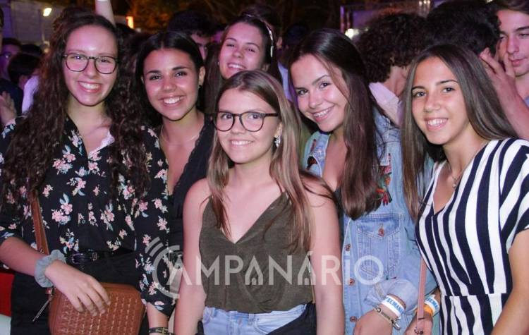 Borba: Dillaz, Dui MC e De Vacaciones animaram noite de sábado na 20ª Semana da Juventude (c/fotos)