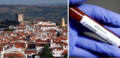 COVID-19: Volta a aumentar o número de casos ativos no concelho de Moura
