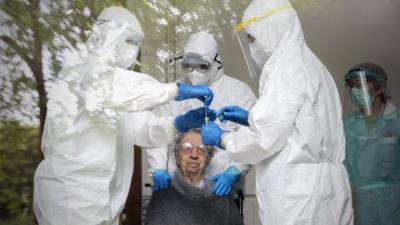Médicos recusam integrar brigadas de apoio a lares de idosos