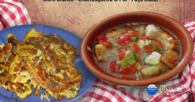 Vila Viçosa recebe a partir de dia 6 a Semana Gastronómica do Gaspacho