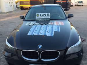 Ponte de Sor: Homem detido com mais de 2 mil euros em notas falsas