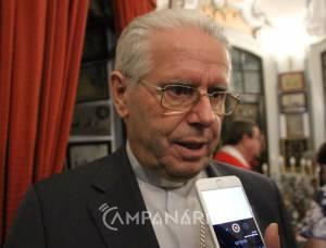 Declarações do Arcebispo de Évora sobre a importância das procissões na igreja (c/som)