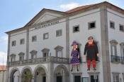BIME - marca a reabertura do Teatro Garcia de Resende