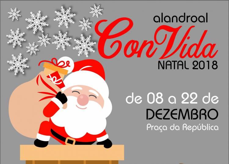 Iniciativa Alandroal ConVida assinala época natalícia dinamizando o comércio local (c/programa)