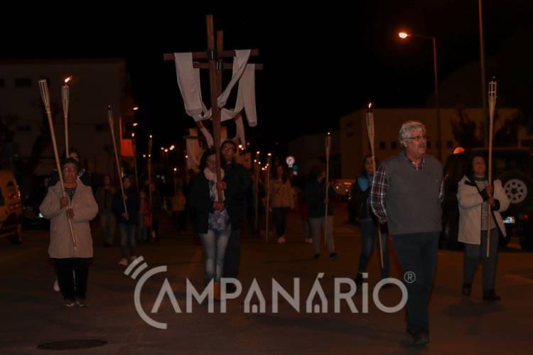 Vila Viçosa recria a Via Sacra e a Campanário mostra-lhe as fotos