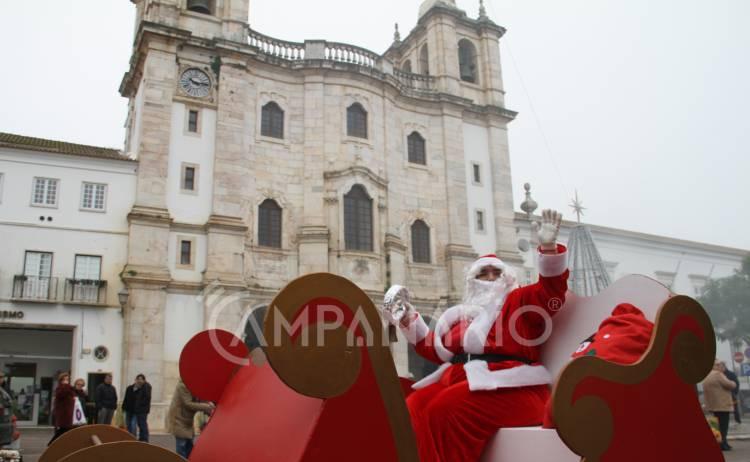 """Com a Feira dos Miminhos, Estremoz """"entra oficialmente na quadra natalícia"""", diz António Serrano (c/som e fotos)"""