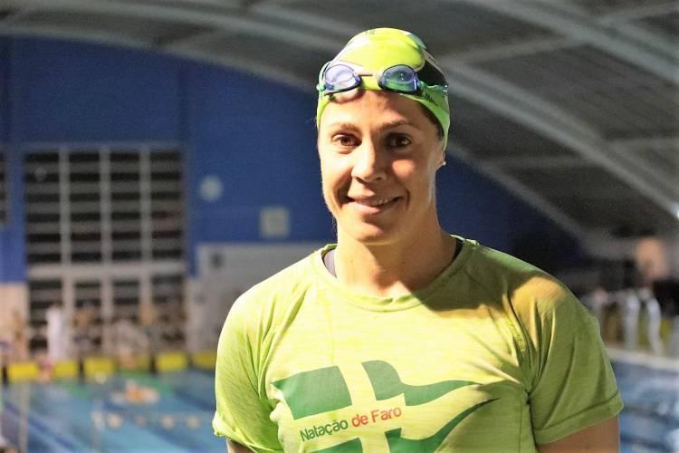 Atleta portalegrense conquistou medalha de ouro na Coreia do Sul no Campeonato do Mundo de Masters de Natação